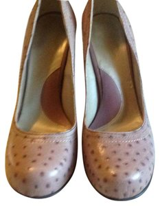 John Fluevog dusty rose Pumps