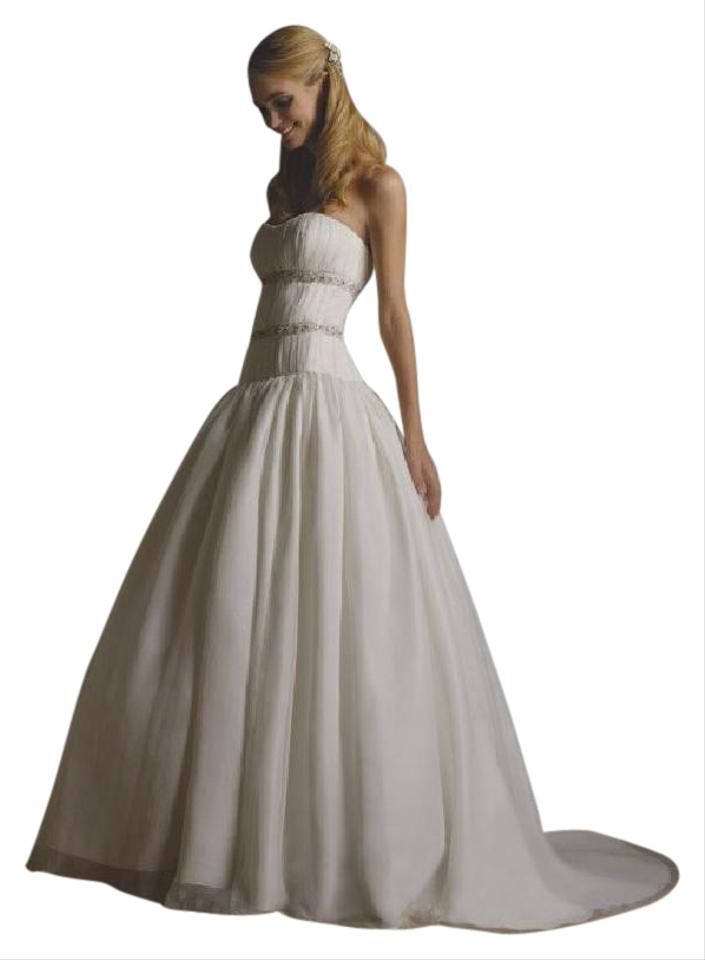 Birnbaum and bullock leigh wedding dress on sale 73 off for Best way to sell used wedding dress