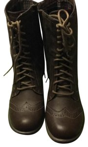 Dirty Laundry olive Boots