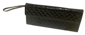Saks Fifth Avenue black Clutch