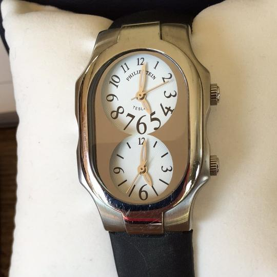 Philip Stein Like New Philip Stein Dual Time Zone