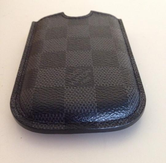 Louis Vuitton Authentic Louis Vuitton Damier Graphite IPhone Case