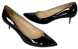 Gucci Soho Noho Valentino Chanel Versace Black Pumps