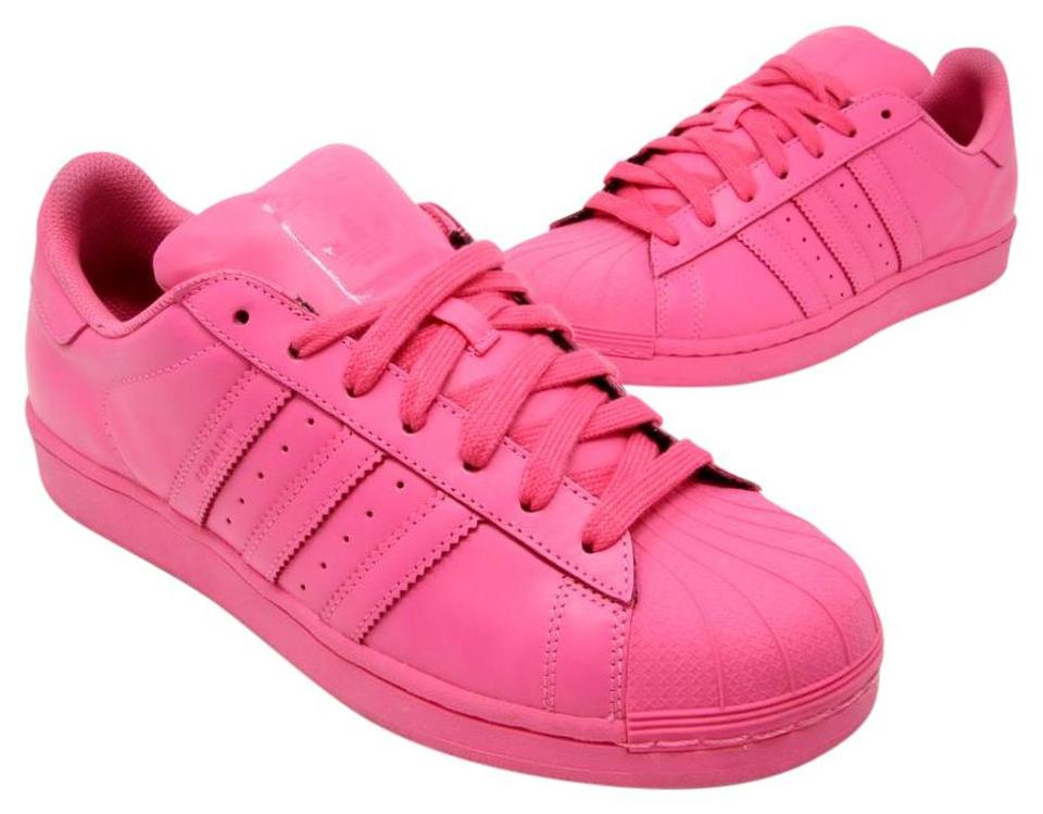 buy online b713e 757d9 adidas Pink Superstar Supercolor S41839 Trainers Sneakers Size US 9 Regular  (M, B)