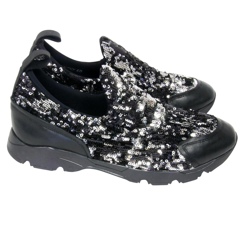 Edition Black Maison Limited Margiela Sneaker Glitter Trainers Mm6 xFxgIqU