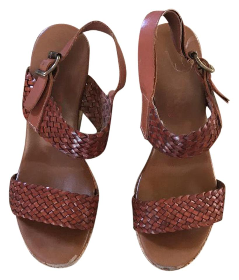 921c88044b1 Michael Kors Brown Sandals Size US 8 Regular (M