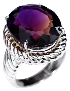 Jared 3.8 Carat Cable Color Change Gemstone Ring