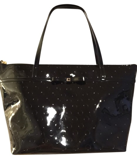 Preload https://item5.tradesy.com/images/kate-spade-sophie-camelia-street-black-patent-leather-tote-2184749-0-0.jpg?width=440&height=440