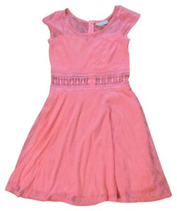 c43000ec966 Belle du Jour Lace Short Casual Dress Size 8 (M) - Tradesy