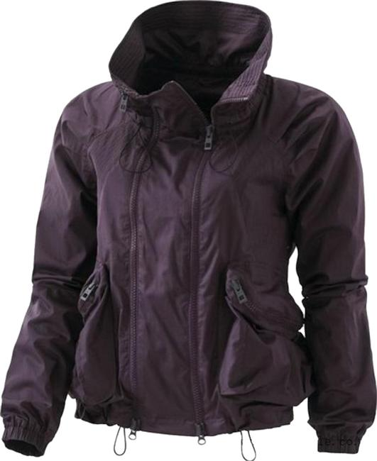 Item - Plum Bronco Midlayer Coverup Activewear Outerwear Size 8 (M)