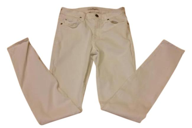 Item - White Light Wash The In Clean Skinny Jeans Size 26 (2, XS)