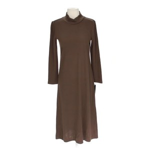 Lennie by Nina Leonard Turtle Neck Dress