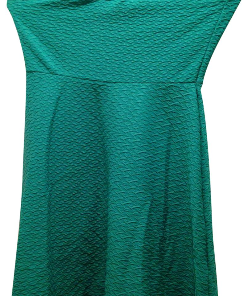 476eb5ded403 Divided by H&M Green Short Casual Dress Size 6 (S) - Tradesy