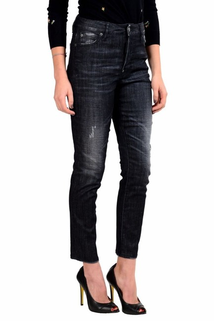Dsquared2 Skinny Jeans-Distressed Image 1