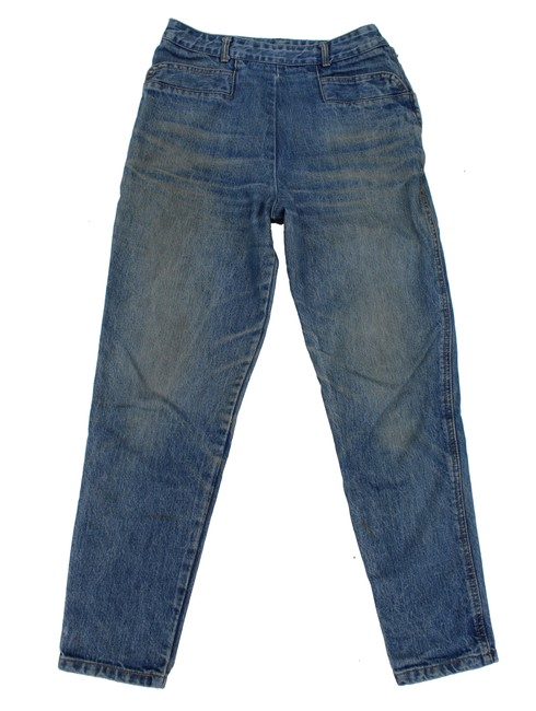 Guess Vintage High Rise Redone Re/Done Skinny Jeans-Acid Image 0