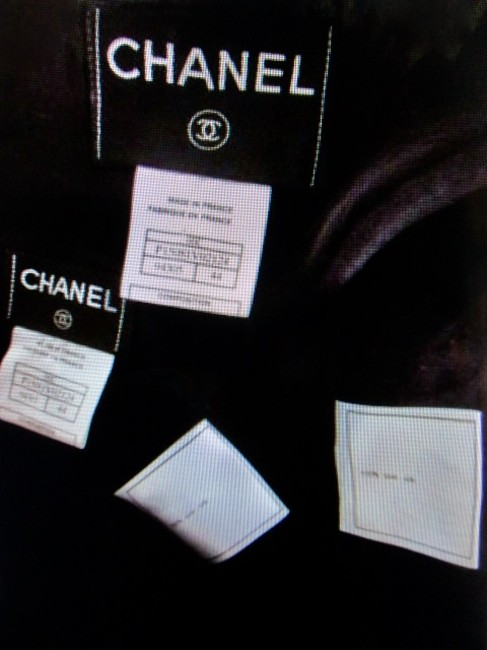 Chanel Top Black Image 11
