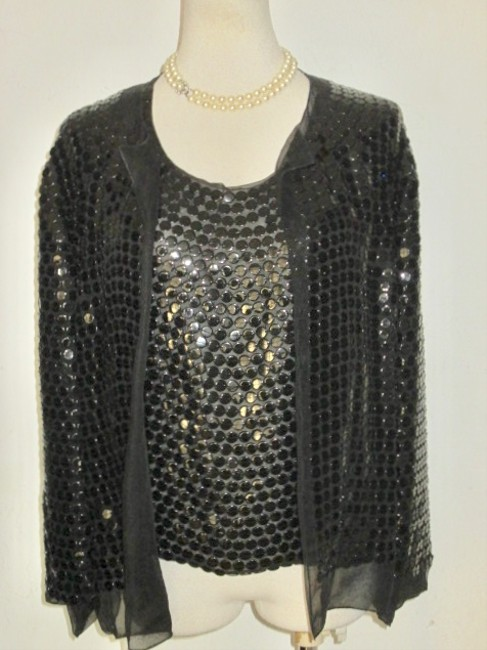 Chanel Top Black Image 1