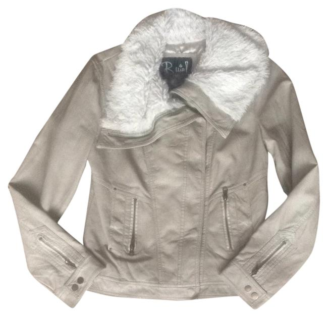B Hip by mejane Beige Jacket