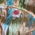 Anthropologie Kaftan Kimono Resort Swim Cover Beach Dress Tunic Image 5