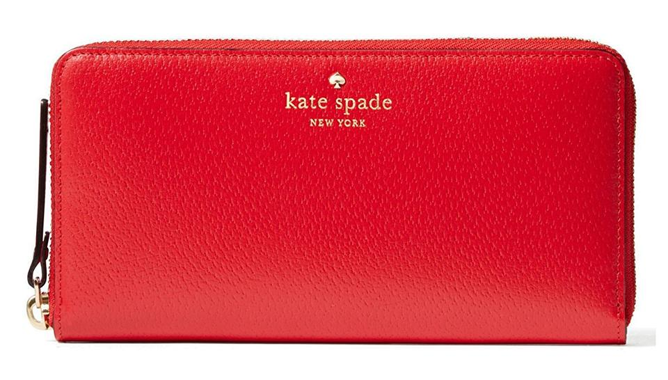 1f7d6dae0037 Kate Spade Pillbox Red Wallet | Stanford Center for Opportunity ...
