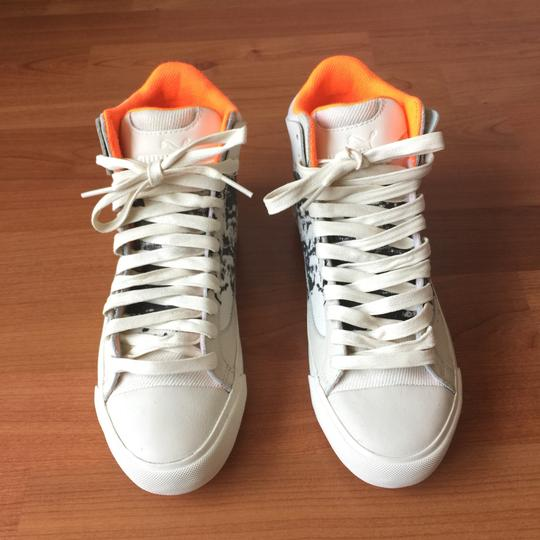 Alexander McQueen White Athletic Image 1