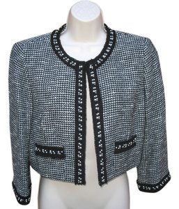 Tahari Auther S Levine Black Jacket