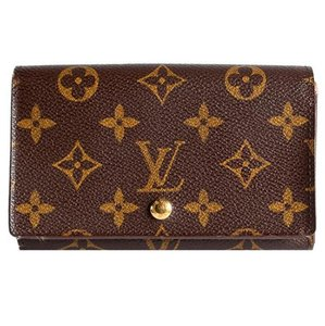 Louis Vuitton Monogram Zip Clutch