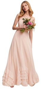 BHLDN Blush Style No. 41368135 Dress
