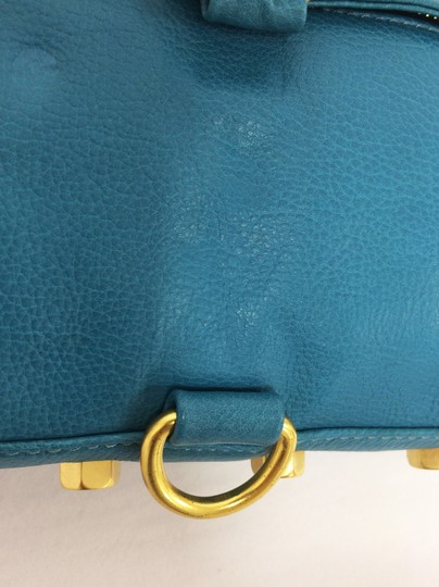 Rebecca Minkoff Mini Mac Leather Clutch Cross Body Bag Image 5