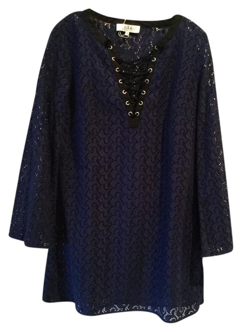 Tibi Tibi Eyelet Dress/Coverup Image 0