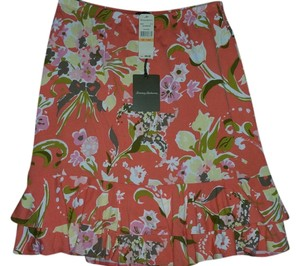 Tommy Bahama Floral Ruffled Skirt multi