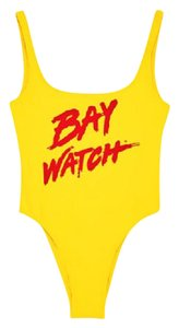 Zara bay watch one piece swimsuit