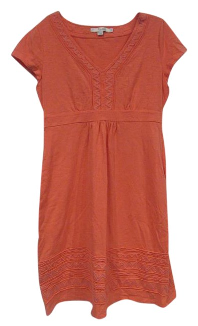 Preload https://img-static.tradesy.com/item/21852038/boden-orange-embroidered-short-casual-dress-size-petite-8-m-0-1-650-650.jpg