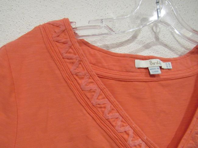 Boden short dress Orange Embroidered on Tradesy Image 1