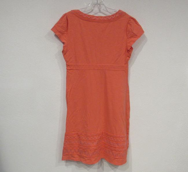 Boden short dress Orange Embroidered on Tradesy Image 2