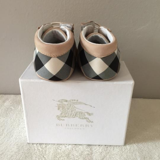 Burberry Kids Tan Athletic Image 2