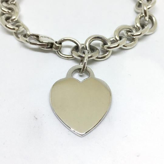 Tiffany & Co. Tiffany & Co. Heart Tag Bracelet Image 4