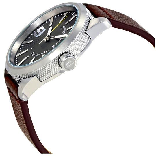 Diesel Silver Tone Silver Dial Men's Casual Watch Style Image 1