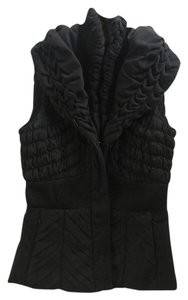 Elie Tahari Quilted Classic Fall Vest