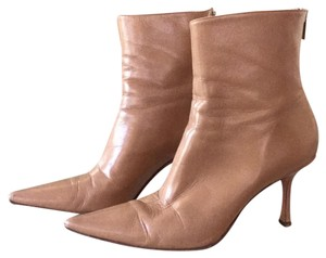 Jimmy Choo Tan Boots