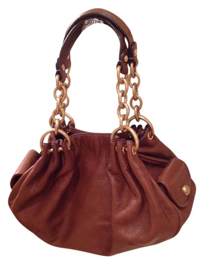 Preload https://item5.tradesy.com/images/juicy-couture-small-style-brown-leather-satchel-2185329-0-0.jpg?width=440&height=440