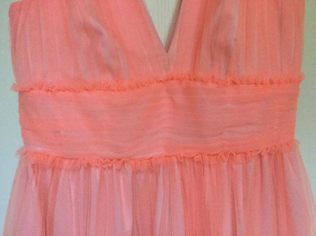 J.Crew Tulle Lynette Special Occassion Bridal Bridesmaid Dress Image 2