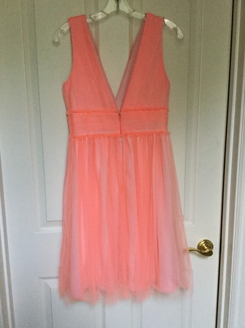 J.Crew Tulle Lynette Special Occassion Bridal Bridesmaid Dress Image 3