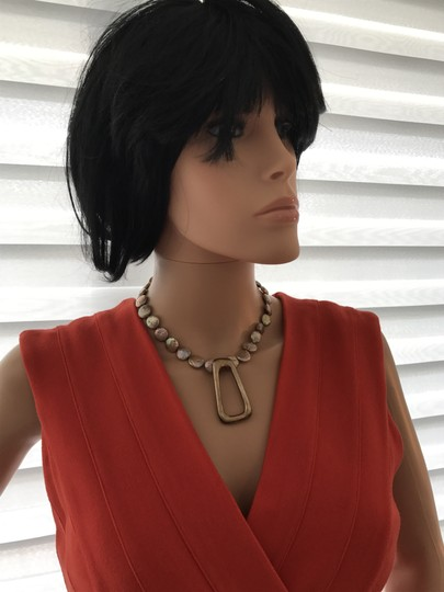 other Gold coin pearl necklace Image 1