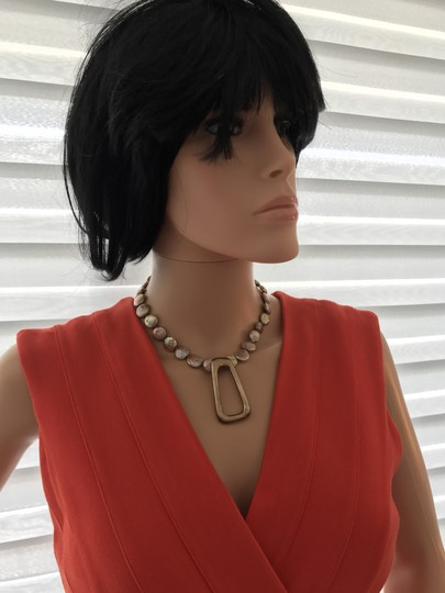 other Gold coin pearl necklace Image 11
