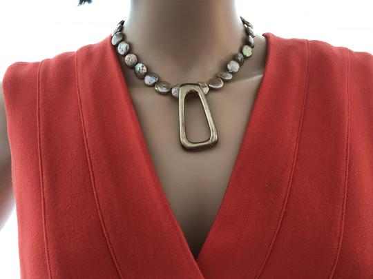 other Gold coin pearl necklace Image 9