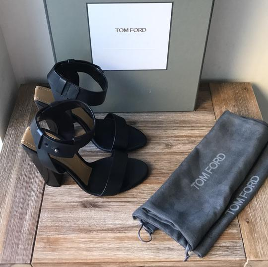 Tom Ford black Sandals Image 11