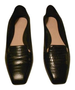 Alexander McQueen Soft/Supple Comfortable Made In Italy Black Flats