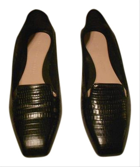 Preload https://img-static.tradesy.com/item/21854172/alexander-mcqueen-black-crocodile-embossed-leather-loafers-flats-size-eu-39-approx-us-9-wide-c-d-0-1-540-540.jpg