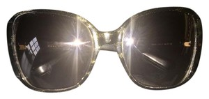 Marc Jacobs MARC JACOBS Sunglasses Black and gold frame w/ Grey lenses